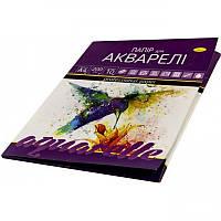 Папка для акварелі Графіка А4 200 гр/м2 10 арк.