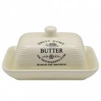 Масленка керамическая Butter Stenson 2851