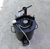 Автоклав бытовой винтовой электрический ЧЕЕ-8 на 8 поллитровых банок.Гарантия