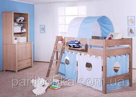 Коллекция детской мебели от грудного до школьного возраста