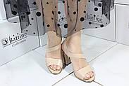 Стильні жіночі босоніжки Vensi V300, фото 5