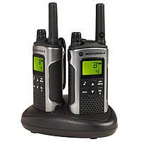 Рация Motorola TLKR T80 0.5W PMR446 446 MHz 2 шт 23-1007, КОД: 1493726