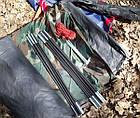 Намет Tramp Lite Hunter 2 м TLT-008. Палатка туристична. Намет туристичний, фото 7
