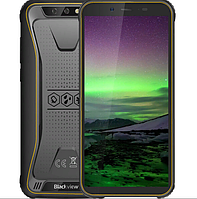 """Смартфон Blackview BV 5500 Orange 5.5"""" RAM: 2gb ROM: 16gb Octa-core ЗАЩИТА IP68 4400 мАч"""