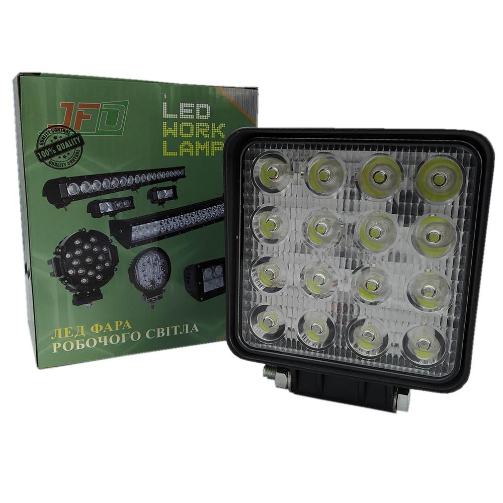 LED Фара робочого світла 48W/30 JFD-1051