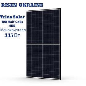 Солнечная  батарея Trina Solar TSM-DE06M.08 (II) HONEY mono 120 half cells 335W