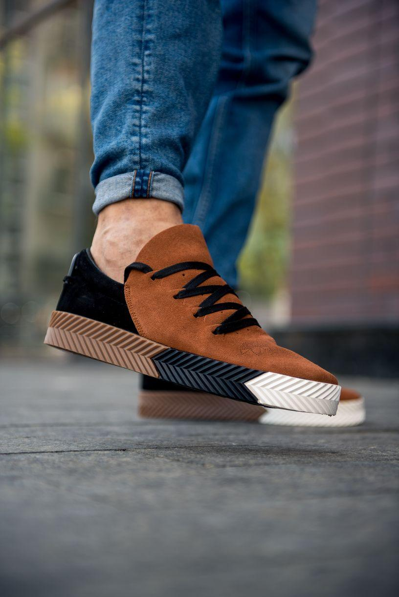 Мужские кроссовки Adidas Alexander Wang , Реплика