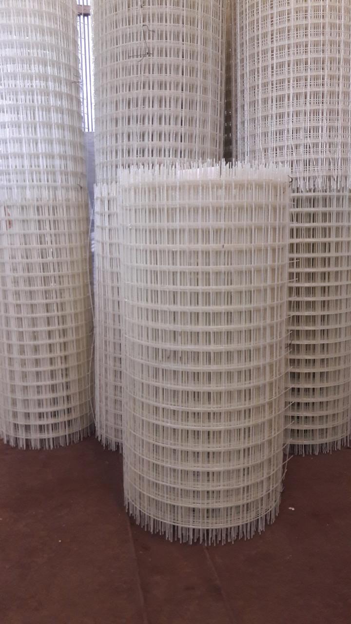 Композитная сетка  50х50 мм, диаметр сетки 2 мм