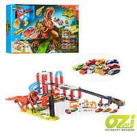 Детский автотрек Динозавр 8899-94