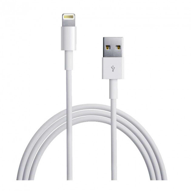 Кабель USB lighting Apple (реплика) 0.5 м.