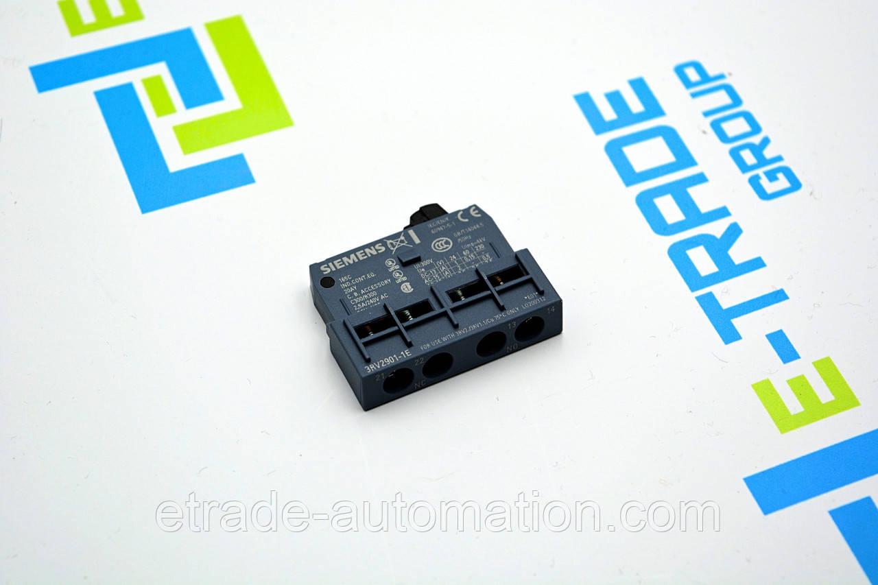Блок-контакт Siemens 3RV2901-1E