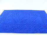 Махровое полотенце для ног 50х70, плотность 400гр/м2, фото 3