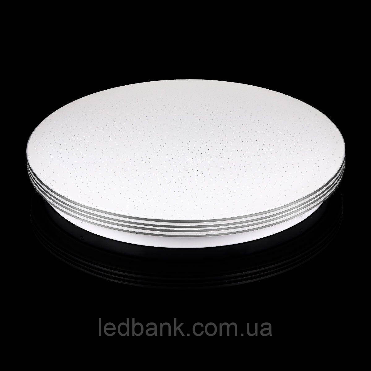 Светильник светодиодный SMART DEL-R04-42 4500K 42Вт Biom без пульта