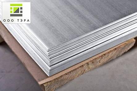 Алюминиевый лист АМГ5 6 мм, фото 2