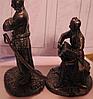 Сувенир фигурка статуэта металл олово сплав козак казаки набор 2шт УКРАИНА, фото 6