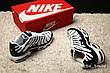 Кроссовки мужские Nike Air Max TN+ (черные-белые) Top replic, фото 6