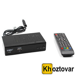 ТВ-рессивер с поддержкой Wi-Fi DVB-T2 0968