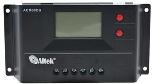 Контролер заряду Altek ACM30D+USB