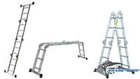 Лестница многоцелевая 4 секции 4 ступени 4.58м