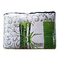"""Одеяло - покрывало Летнее """"бамбуковое"""" двухспальный размер"""