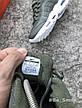 Кроссовки мужские Nike Air Max 95 (зеленые-камуфляж) Top replic, фото 5