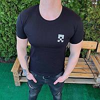 Мужская футболка - В стиле Off-White (Чёрная), фото 1