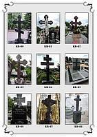Кресты гранитные 3
