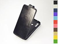 Откидной чехол из натуральной кожи для Xiaomi Redmi Note 8