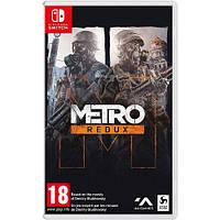 Metro 2033: Redux/Метро 2033: Возвращение (русская версия) (Nintendo Switch), фото 1