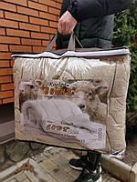 Одеяло из овчины/ одеяло из овечьей шерсти двойное