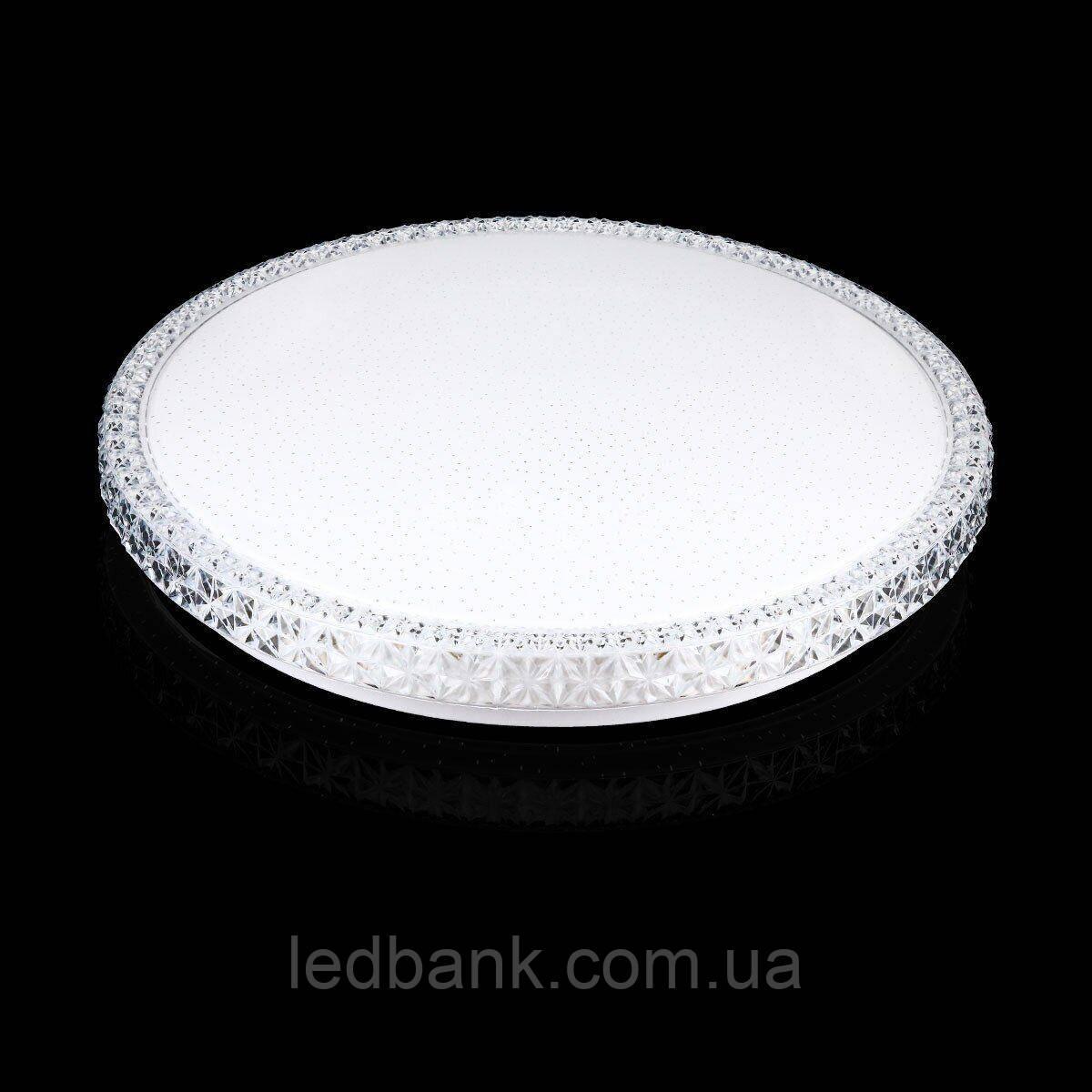 Светильник светодиодный SMART DEL-R08-42 4500K 42Вт Biom без пульта