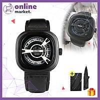 Мужские наручные часы Paidu / Стильные мужские часы + Подарок!