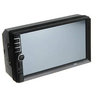 Автомагнитола с сенсорным экраном CAR PLAYER MP5 7 дюмов 2 din 7003
