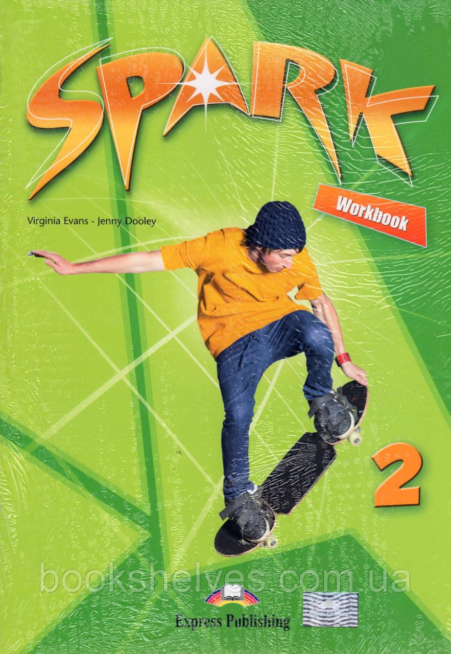 Рабочая тетрадь Spark 2 workbook