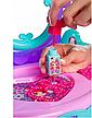 """Трюмо детское """"Кокетка"""" светится, звуковые эффекты, туалетный столик, зеркало 008-937, фото 3"""