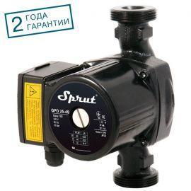 Циркуляционный насос GPD 25-4S-180 + присоединительный комплект  Sprut