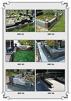 Ограды и цоколя гранитные 3