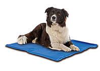 Охлаждающий коврик для собак, 40*30 см (синий) лето