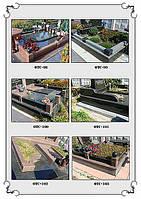 Ограды и цоколя гранитные 4