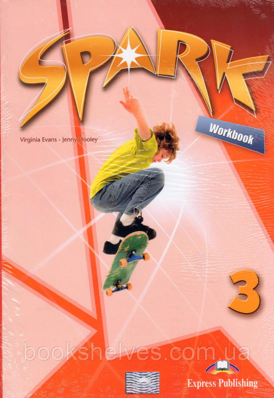 Рабочая тетрадь Spark 3 Workbook