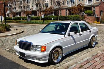 Mercedes S 1979-1991 (W126) Седан