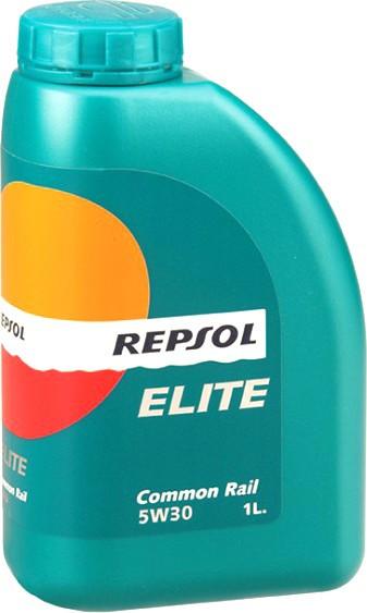 Моторное масло REPSOL ELITE COMMON RAIL 5W-30 1л