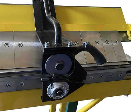 Отрезной роликовый нож для металла | Роликовые ножи для листогибов PSTech Украина, фото 2