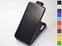 Откидной чехол из натуральной кожи для Xiaomi Redmi Note 8T