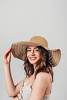 Широкополая бумажная шляпа на любой случай