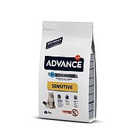 Advance (Эдванс) Cat Sensitive Salmon & Rice корм для котов 10кг, фото 1
