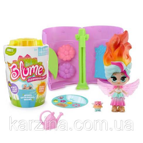 Игровой Набор с Куклой Blume 2серия Сюрприз в Горшочке