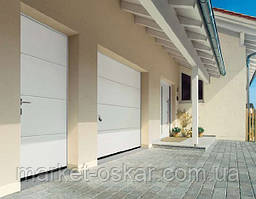 Hormann EPU40 - гаражні секційні ворота Херман