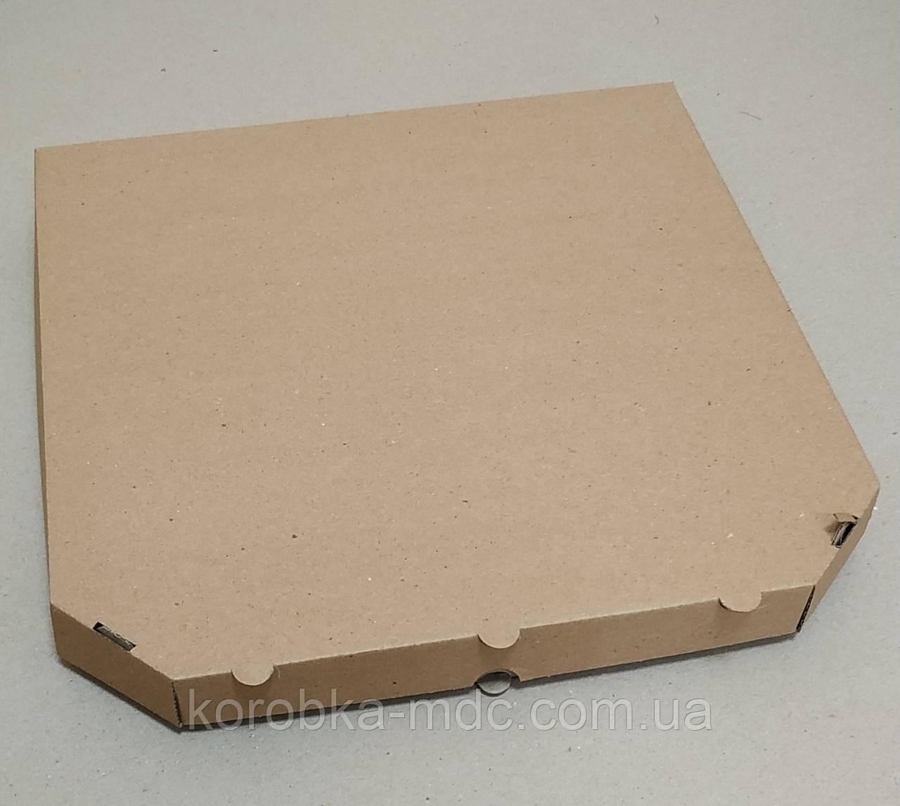 Pizza 350x350x35 бурая