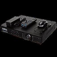 Видеорегистратор NVR для IP камер Green Vision GV-N-G005/16 1080p, фото 1